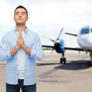 Vier Tipps gegen die Flugangst (Foto)
