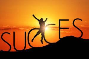 Erfolg in Prüfungen oder bei anderen Herausforderungen