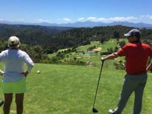 Golfplatz Simola