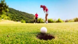 Amateur-Golfcoaching