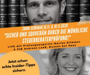 Zoom-Seminar